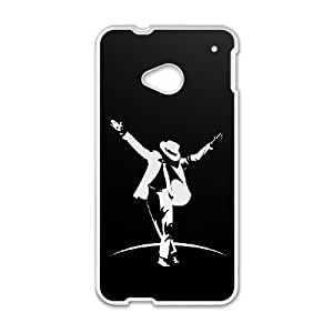 HTC One M7 Phone Case Michael Jackson Case Cover PP8N299215