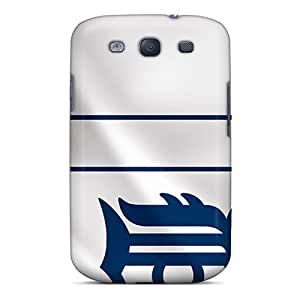 Durable Defender Cases For Galaxy S3 Covers(detroit Tigers)