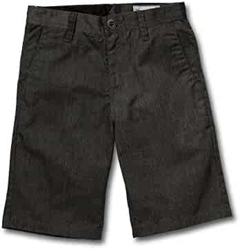 Volcom Boys Big Vorta 5 Pocket 13 Leg Opening Corduroy Pant
