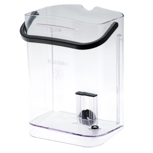 Water Tank without Lid for Tassimo T20, T40, T65, T85, Bo...