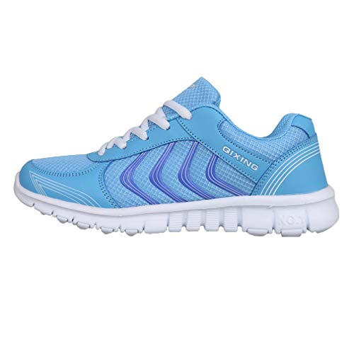 Gym Scarpe Maglia Donna Ginnastica All'aperto Blu Running Casual da Moda Fitness Sportive Scarpe Coppia Sneakers Uomo Traspirante C da Unisex Scarpe UFxOXX