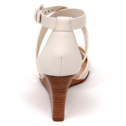 Sandalo Shoe T85 Qwaiqvec Tod's Donna Scarpa Woman Zeppa D0510 Avorio 3j4A5RL