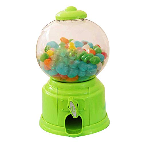 SaveStore Lovely Sweets Mini Candy Machine Bubble Gumball Dispenser Coin Bank s Toy Money Saving Box for Baby Gift Toys Sa J