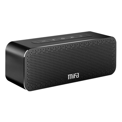 Bluetooth Speakers, MIFA A20 Portable True Wireless Stereo Speaker, Loud HD Sound & Super Enhanced Bass, 30W Peak Power, 4000 mAh Rechargeable Battery, Built-in Mic, Micro SD Card Slot by MIFA