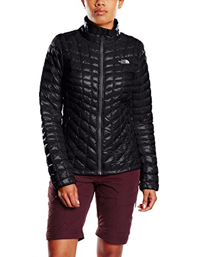 Black Women's North Black Jacket Outdoor Thermoball The Face TNF Ovx8UvH