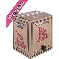 Bag in Box 15L Vino Rosado Joven Bodega