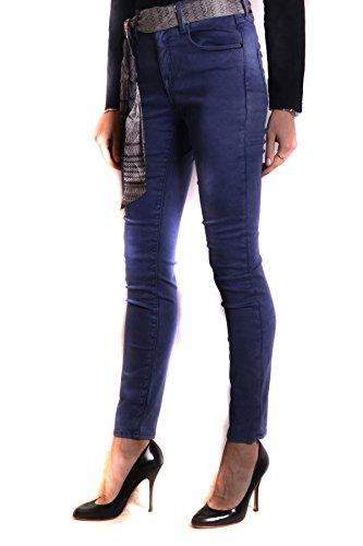 Jacob Femme Jeans MCBI160187O Cohen Coton Bleu rwOr6n81xq