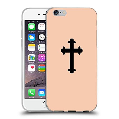 GoGoMobile Coque de Protection TPU Silicone Case pour // Q08410604 Religion 5 Abricot // Apple iPhone 7