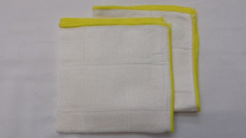 2-pack-11-X-11-100-Bamboo-Fiber-Exfoliate-Facial-Washcloth-Exfoliator-Kitchen-Cloth-Dish-Cloths-Dishcloth