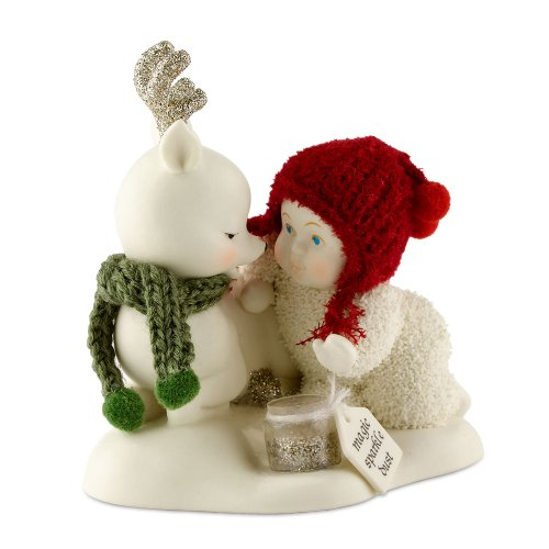 Department 56 Snowbabies Classics Do You Believe in Magic? Figurine, 2.7 inch