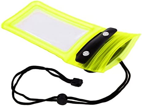 DYNWAVE 水泳 ダイビング 防水 電話箱 カバー ホールダー 耐震性 乾燥 袋  ドライバッグ