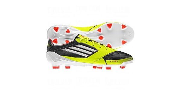 00903f1f47d2 Amazon.com | adidas F50 Adizero TRX FG LEA Soccer Shoe | Soccer