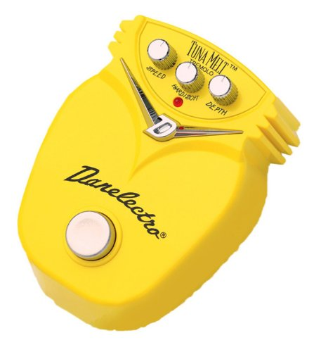 Danelectro DJ-5C Tuna Melt Tremolo Mini Effects Pedal by Danelectro