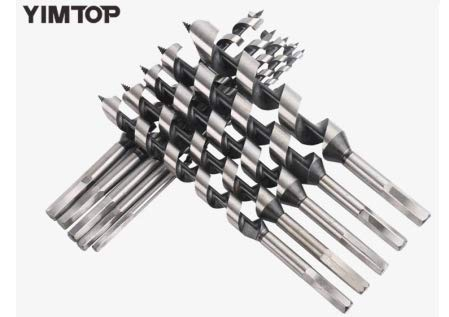 Dopow - Hex Shank Wood Auger Drill Bits 1 Piece/Box (10 Boxes) by Dopow