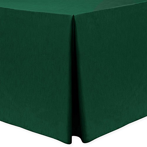 Ultimate Textile -3 Pack- Shantung - Majestic 6 ft. Fitted T
