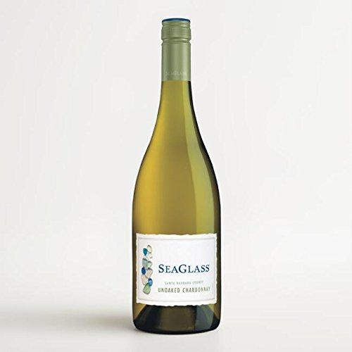 Seaglass Seaglass Unoaked Chardonnay, 750 Ml Chardonnay, 750 ()