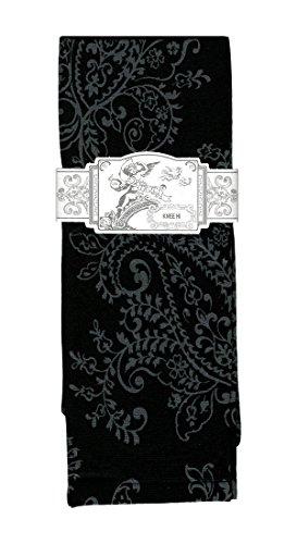 Sox Trot LIZBETH / SMOKE - Printed Nylon - Trot Sox Socks