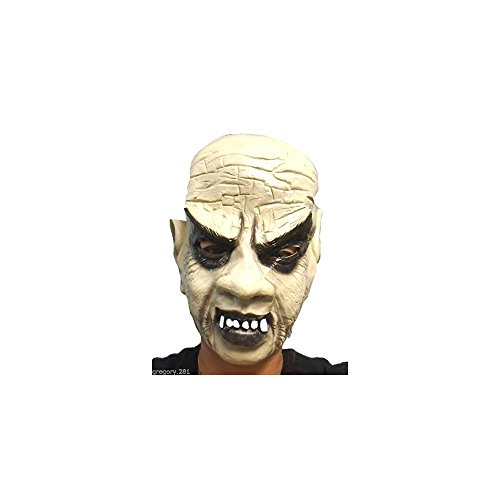 Quality Brand Halloween Goblin Gremlin Monster Zombie Mask -