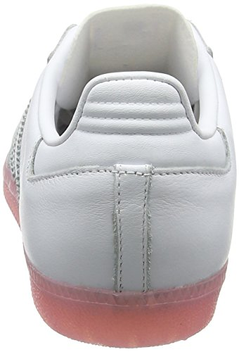 Basses Pink easy Samba footwear Femme Adidas White Blanc footwear White UPwn5q