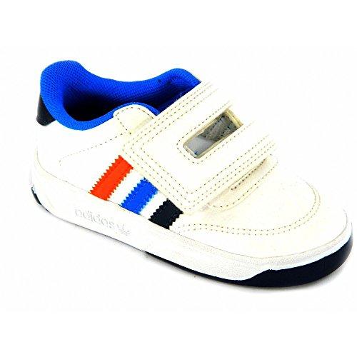 adidas , {Chaussures premiers pas pour bébé (garçon) Multicolore Multicolor