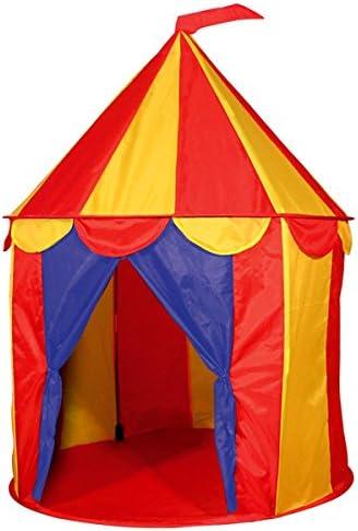 Tienda de campa/ña para ni/ños para Interior y Exterior de Circo Animal Payaso Yurt Tiendas de campa/ña para ni/ños o ni/ños peque/ños