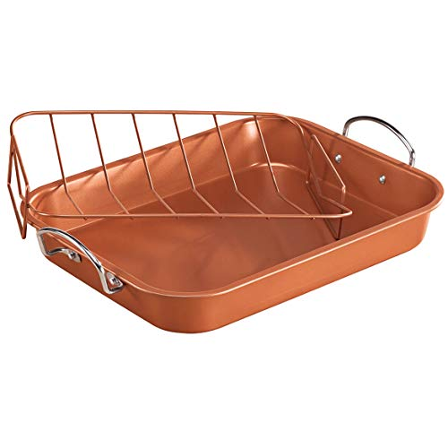 Copper Roasting Pan Best Kitchen Pans For You Www