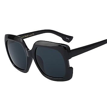 TIANLIANG04 - Gafas de Sol cuadradas Grandes para Mujer ...