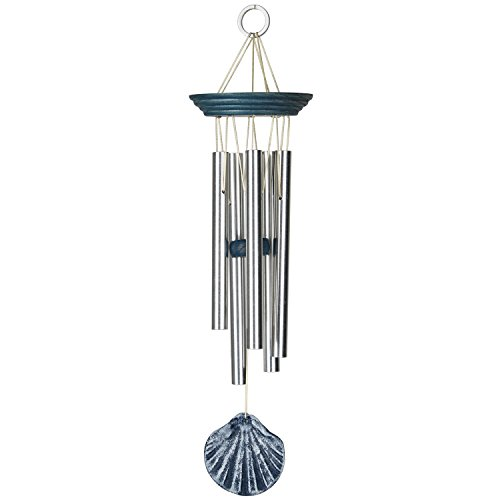 Collection Scallop - Woodstock Scallop Seashore Chime- Décor Designs Collection