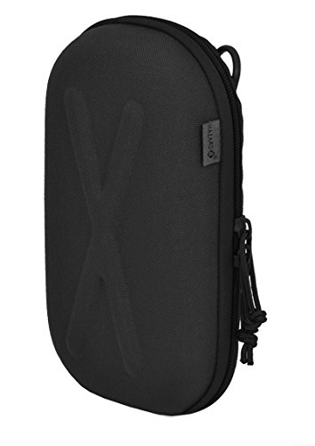 Hazard 4 Nutcase Padded Hard Case, Black Black Cyber Shot