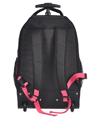 Rolling Microfiber Core Black Backpack Pink Accessories Nike qO8w00