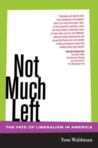 Not Much Left: The Fate of Liberalism in ()