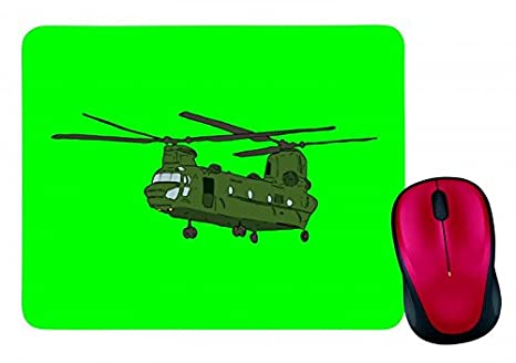 Tappetino Per Il Mouse Chinook Ch 47 Chinook Boeing Ch 47