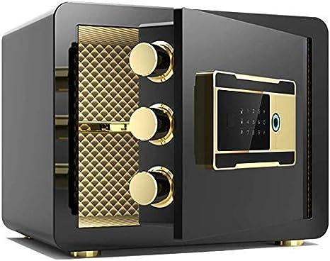 LNDDP Cajas Fuertes para el hogar Huella Digital electrónica Caja ...