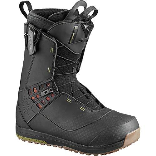 Salomon Snowboards Dialogue Snowboard Boot - Men's Black, 8.5