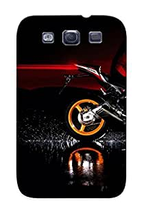 High-end Case Cover Protector For Galaxy S3(honda Repsol ) by supermalls