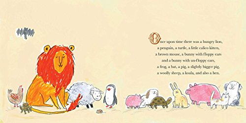 A Hungry Lion, or A Dwindling Assortment of Animals by Atheneum Books for Young Readers (Image #1)
