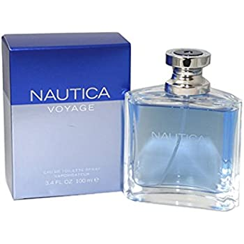 Nautica Voyage Eau de Toilette Spray for Men, 100 ml