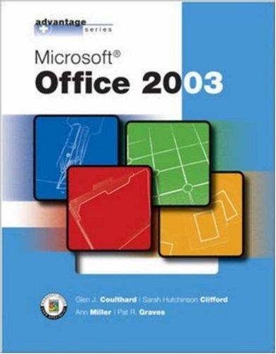 Advantage Series: Microsoft Office 2003 -