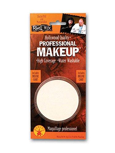 Rubie's Women's Reel FX Professional Makeup, White, One