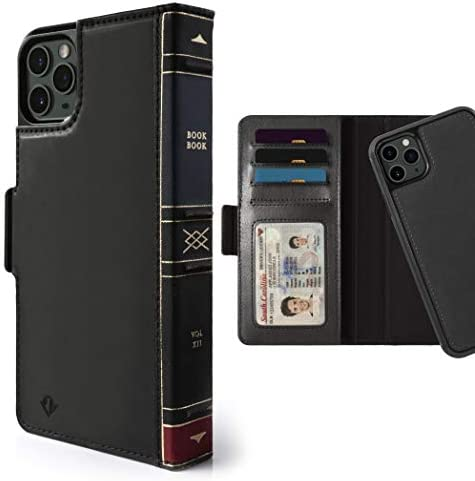 BookBook vol. 2 iPhone 11 Pro Max Black