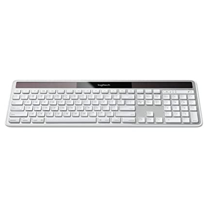 afc7d341c65 Amazon.com: Logitech Wireless Solar Keyboard K750 for Mac - keyboard  (920-003677) -: Computers & Accessories