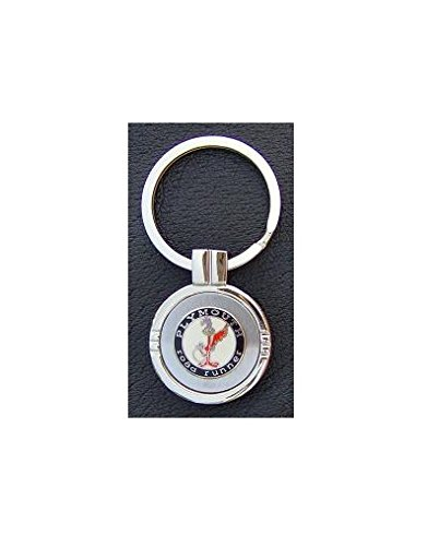 Plymouth Roadrunner - Plymouth Road Runner Keychain with Free Engraving