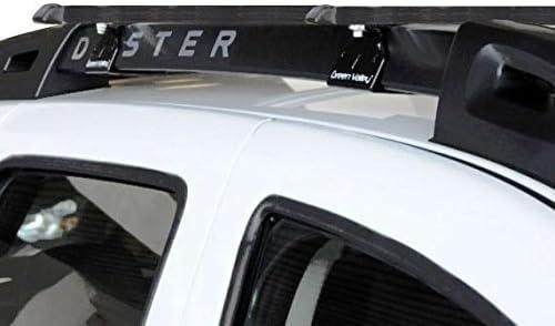 Kompatibel Mit Dacia Duster Mit Reling 5 Türer 01 2014 12 2017 Relingträger Aurilis Original Auto