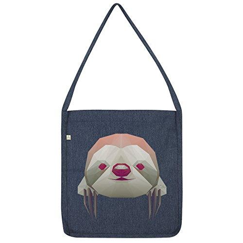 Sloth Bag Twisted Twisted Tote Envy Navy Geometric Envy awYq55Ip