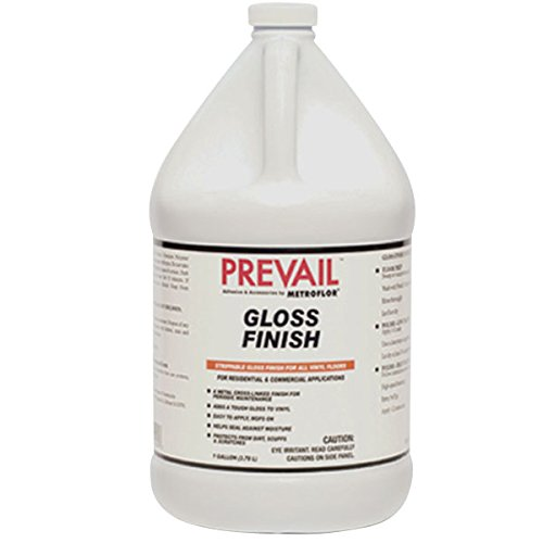 Prevail Gloss Finish for all vinyl flooring 1 Gallon