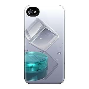 Hot Design Premium TBXxSDo8744lYaIX Tpu Case Cover Iphone 4/4s Protection Case(ice 52)