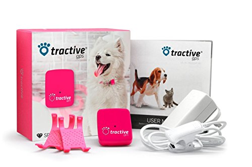 Tractive Special Edition GPS Tracking Device with Crystal...