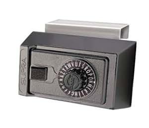 GE Security 000604 KeySafe Original Over Door Mount Dial - Black