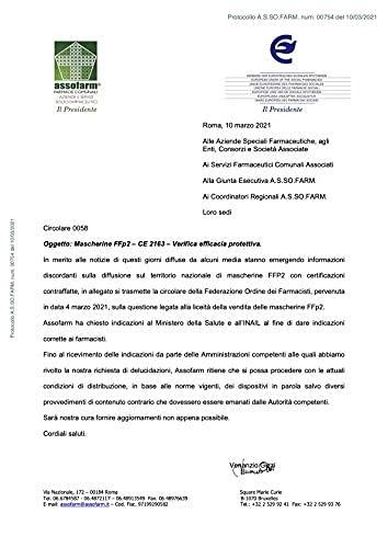 FFP2 Maske 50 Stück CE Zertifiziert - Atemschutzmaske Mundschutz mit 5 Lage Filterschutz,KN95 Maske,FFP2 Masken Einzeln Verpackt,Zertifiziert CE 2163 - EU 2016/425