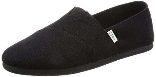 Original Espadrillas 001 Block Nero Paez Color Uomo Black tqxdztw0H
